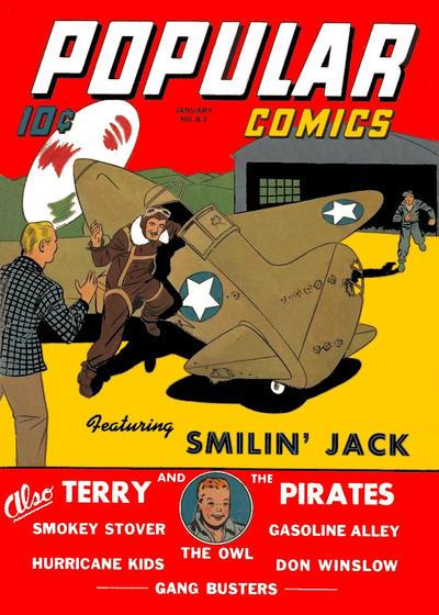 Popular Comics Vol 1 83