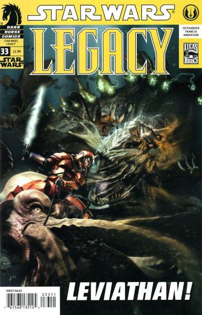 Star Wars: Legacy Vol 1 33