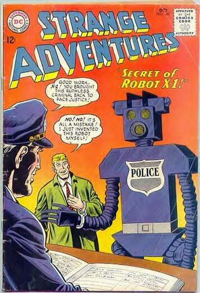 Strange Adventures Vol 1 169