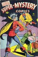 Super-Mystery Comics Vol 5 1
