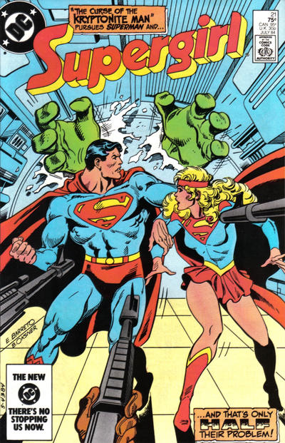 Supergirl Vol 2 21