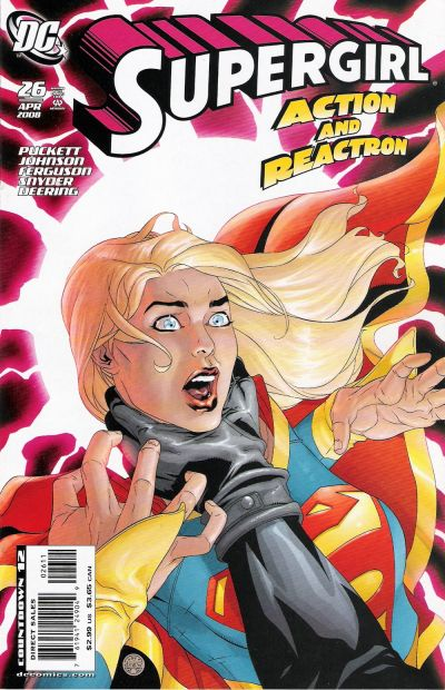Supergirl Vol 5 26