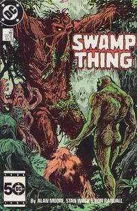 Swamp Thing Vol 2 47