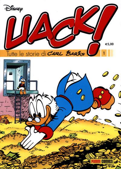 Uack! Vol 1 1