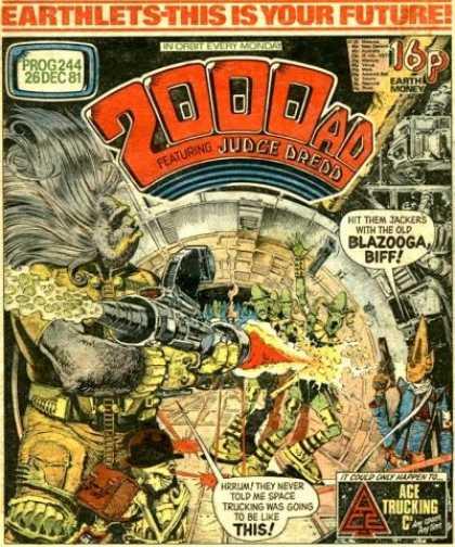 2000 AD Vol 1 244