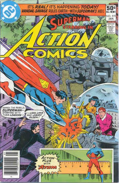 Action Comics Vol 1 515