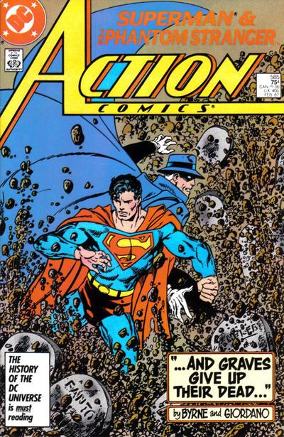 Action Comics Vol 1 585