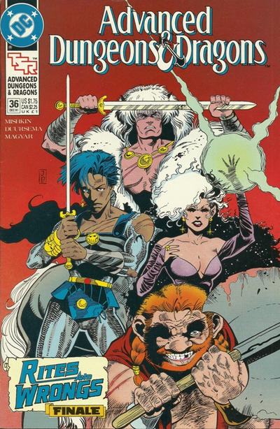 Advanced Dungeons and Dragons Vol 1 36