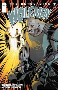 Astounding Wolf-Man Vol 1 7
