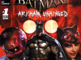 Batman: Arkham Unhinged Vol 1 1