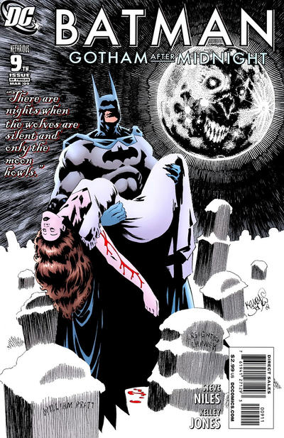 Batman: Gotham After Midnight Vol 1 9