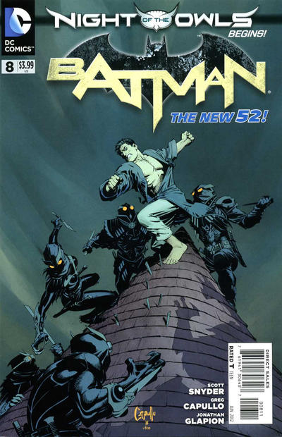 Batman Vol 2 8