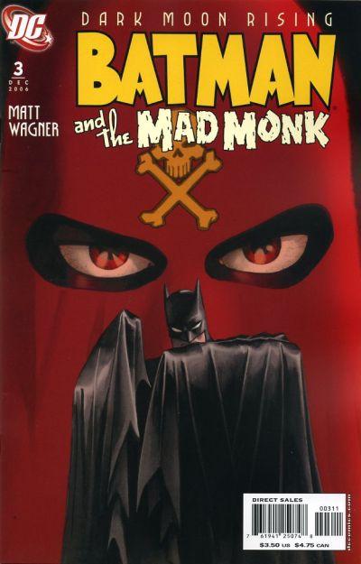 Batman and the Mad Monk Vol 1 3