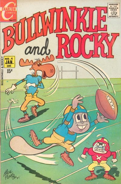 Bullwinkle and Rocky Vol 2 4