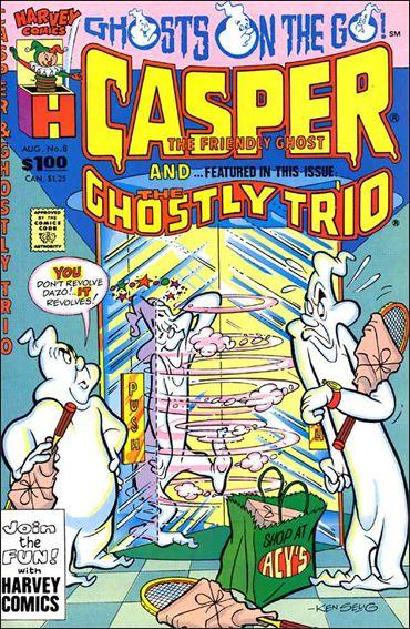 Casper and The Ghostly Trio Vol 1 8