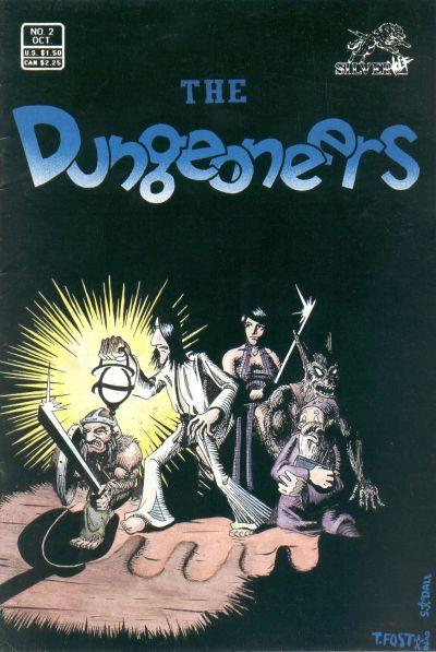 Dungeoneers Vol 1 2