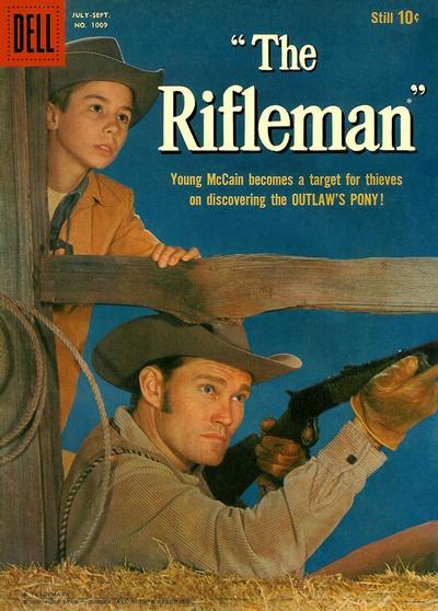 The Rifleman Vol 1