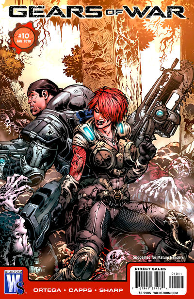 Gears of War Vol 1 10