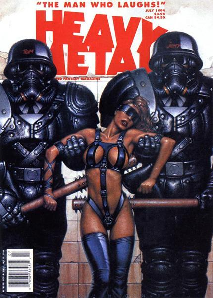 Heavy Metal Vol 18 3
