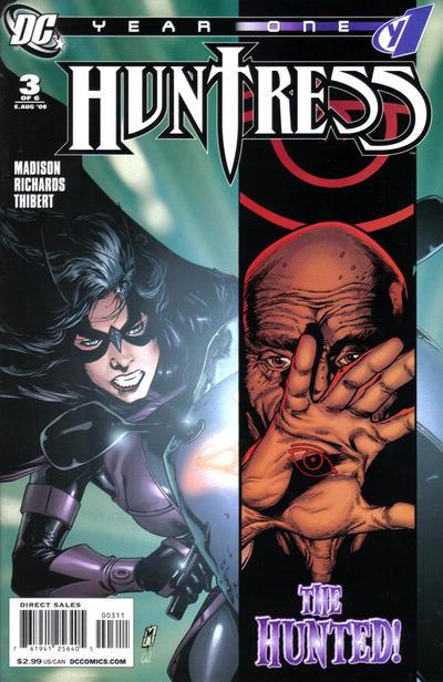 Huntress: Year One Vol 1 3