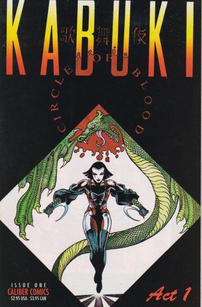 Kabuki: Circle of Blood Vol 1 1