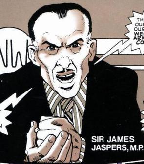 Mad Jim Jaspers