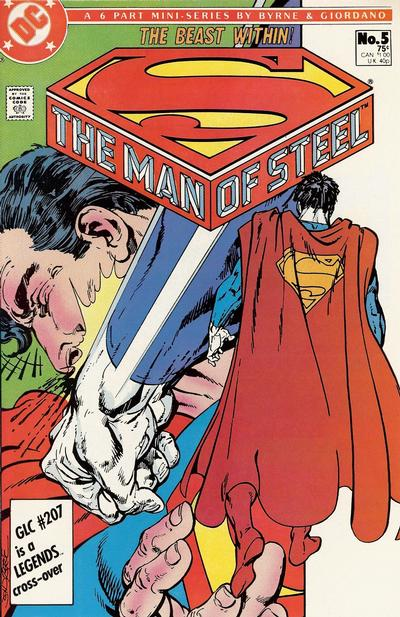Man of Steel Vol 1 5