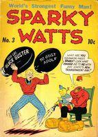 Sparky Watts Vol 1 3