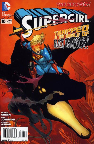 Supergirl Vol 6 10