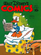 Walt Disney's Comics and Stories Vol 1 18