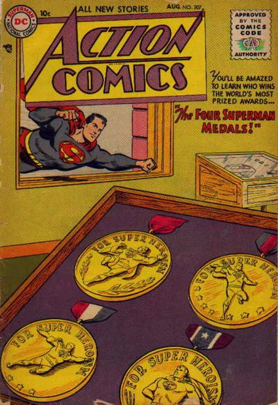 Action Comics Vol 1 207