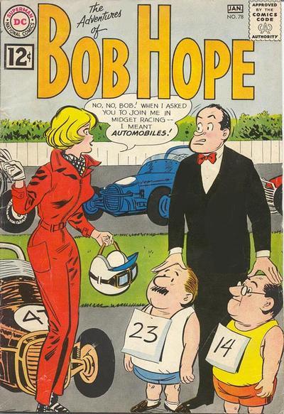 Adventures of Bob Hope Vol 1 78