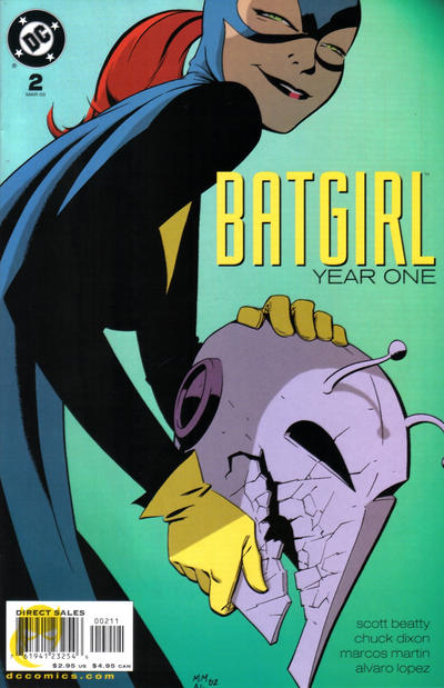 Batgirl: Year One Vol 1 2
