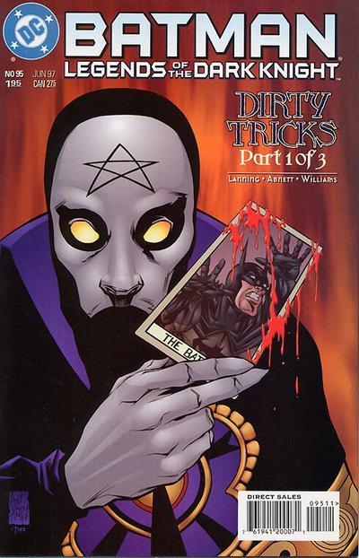 Batman: Legends of the Dark Knight Vol 1 95