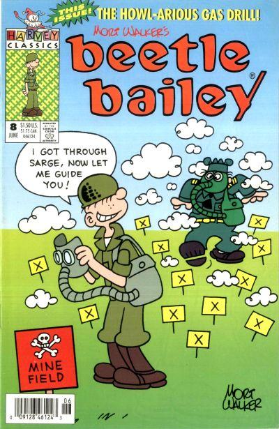 Beetle Bailey Vol 2 8