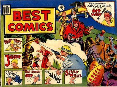 Best Comics Vol 1 3