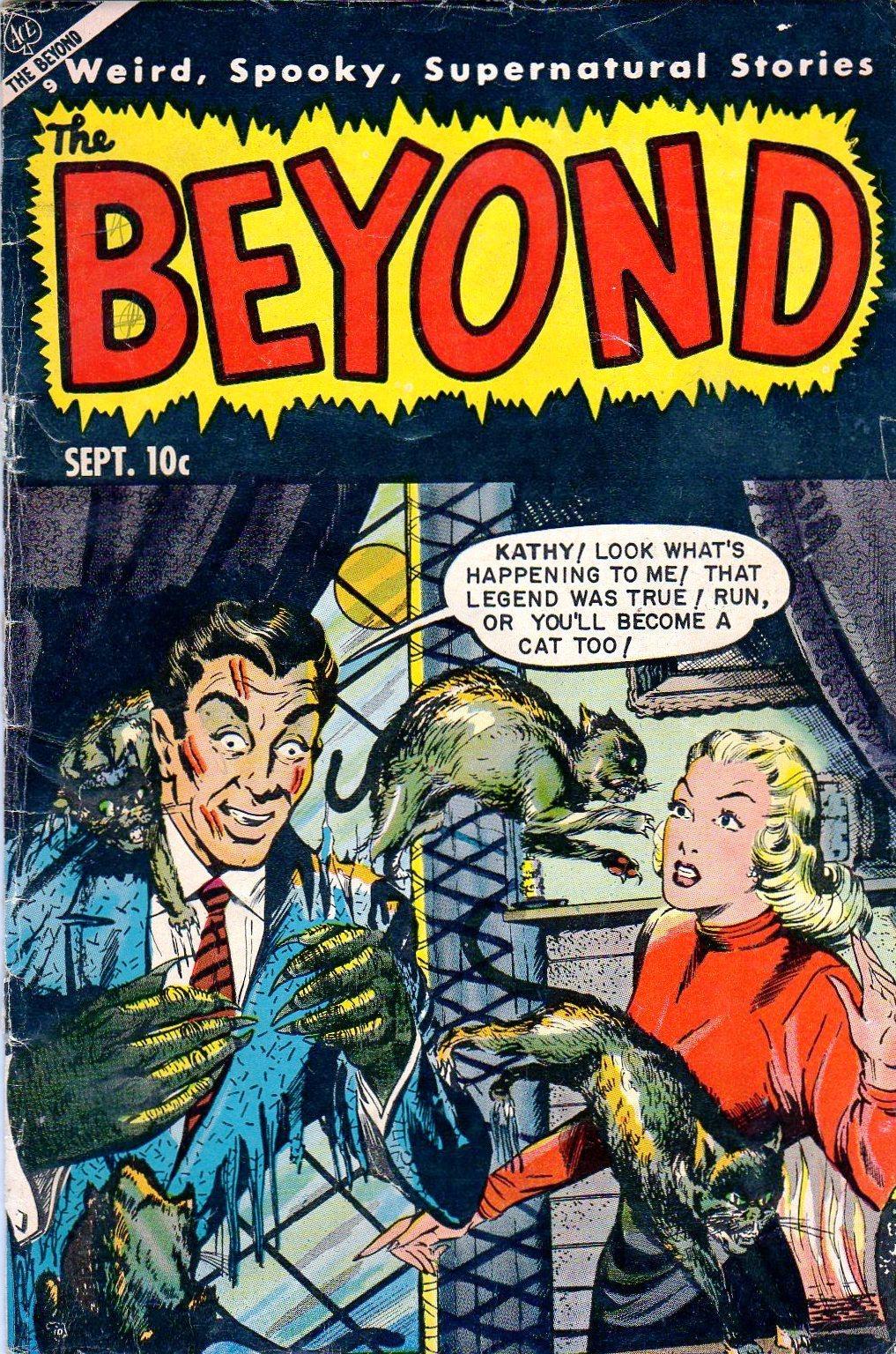 The Beyond Vol 1 22