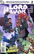 Countdown Presents Lord Havok and the Extremists Vol 1 3