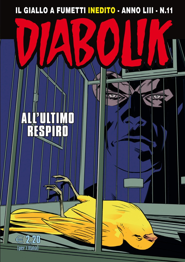 Diabolik Anno LIII 11
