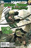 Green Arrow and Black Canary Vol 1 25