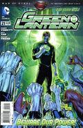 Green Lantern Vol 5 21