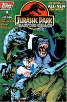 Jurassic Park Raptors Hijack Vol 1 1