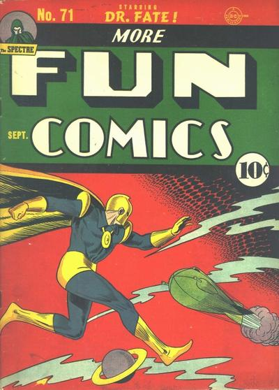 More Fun Comics Vol 1 71