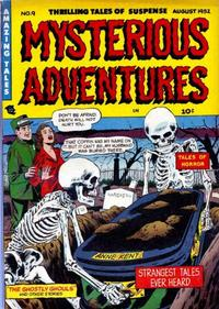 Mysterious Adventures Vol 1 9