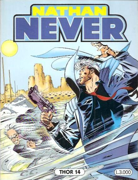 Nathan Never Vol 1 57