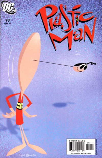 Plastic Man Vol 4 17