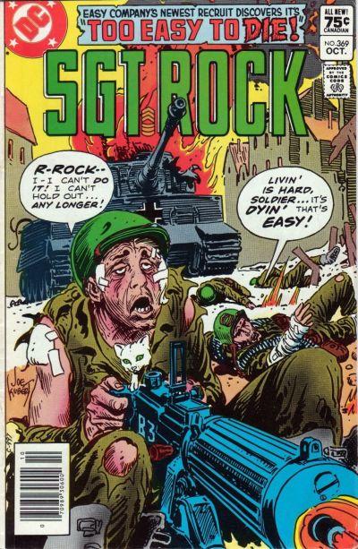 Sgt. Rock Vol 1 369