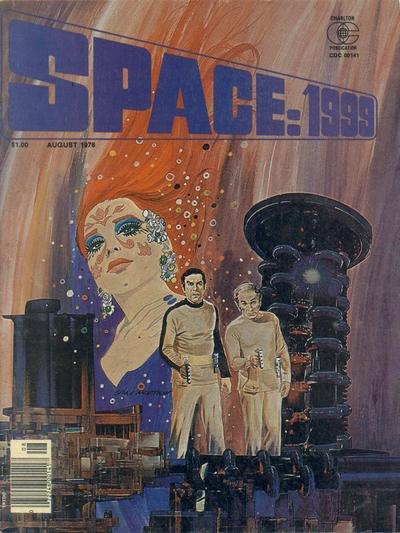 Space: 1999 Magazine Vol 1 6