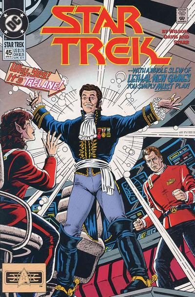 Star Trek (DC) Vol 2 45