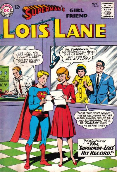 Superman's Girlfriend, Lois Lane Vol 1 45